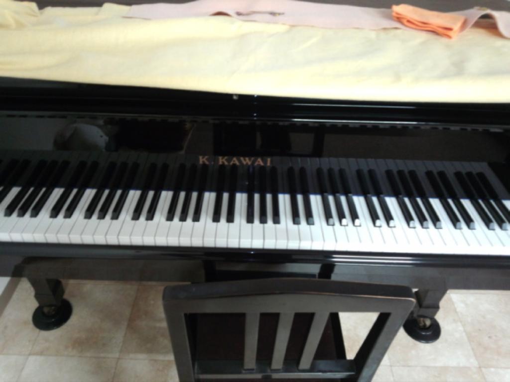 I.winにピアノが届きました!