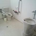 I.winの車椅子用トイレ